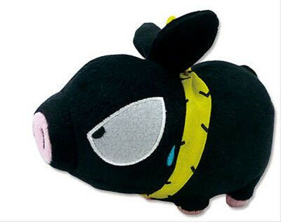 Ranma 1/2 Angry P-Chan Battery Operated Plush Licensed NEW