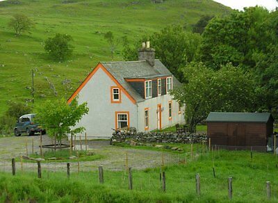 Highlands of Scotland Plot for Sale +  Development + cottage... all freehold