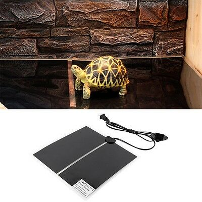 IR 14W Adjustable Temperature Heating Pad for Reptile Amphibian Pet 28x28 D5