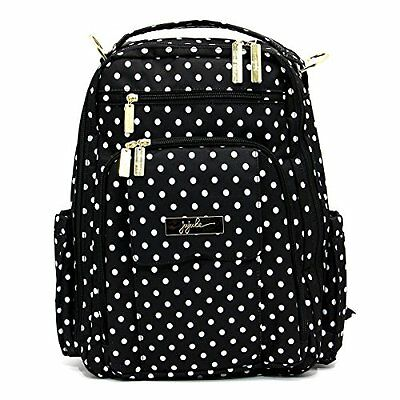 Ju-Ju-Be Legacy Collection Be Right Back Backpack BABY DIAPER BAG, The Duchess