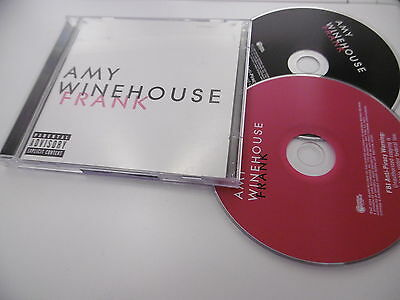 Amy Winehouse Frank Usa Issue 2 Cd Album Stronger Than Me Take The Box In My Bed