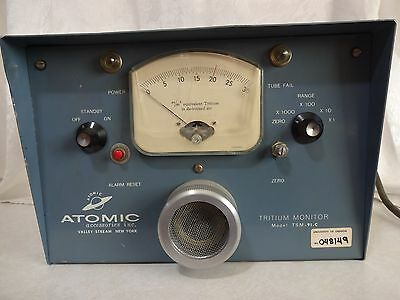 ATOMIC Tritium Monitor Model TSM-91-C ~ University of Oregon