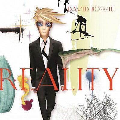 David Bowie Reality New Sealed Music On Vinyl 180G Lp In Stock