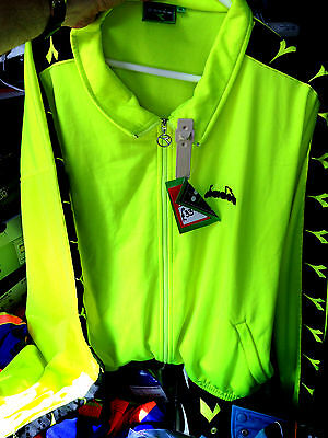 Diadora Tracksuits Polyester Orange Or Lime Brightat £25 All Sizes Small To X/l