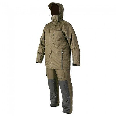 Daiwa NEW Carp Fishing Green Retex 2 Piece Waterproof Suit *All Sizes*