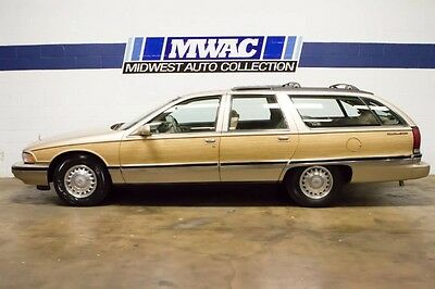 1996 Buick Roadmaster Estate Wagon Collector's Edition Wagon 4-Door TWO OWNER~ONLY 45K MILES~VERY CLEAN~WOW~LAST YEAR~COLLECTOR~