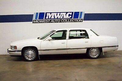 1996 Cadillac DeVille  ONLY 29K MILES~NORTHSTAR~FWD~BEST COLOR~LIKE NEW~CLEAN UNDERCARRIAGE~