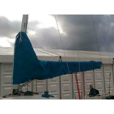Premium Quality 9-10ft Sail Cover Boat Yacht Boom Mainsail Cover