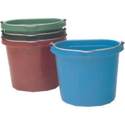 Fortex Industries dos plat seau rouge 14 Quart FB-114RD