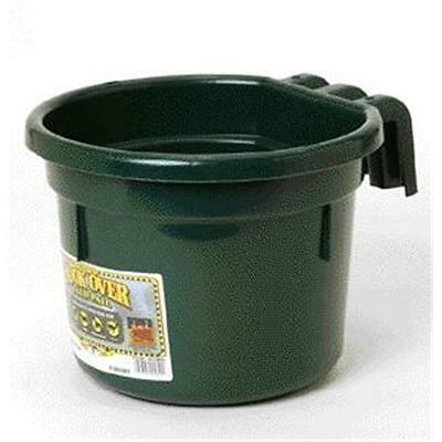 Miller Mfg Co Inc Crochet fil RSS Pail-Vert 8 Quart CPHGREEN