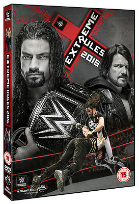 WWE: Extreme Rules 2016 [DVD]