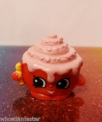 Shopkins Season 3 Exclusive HEEL Red Mint OOP Free US CS