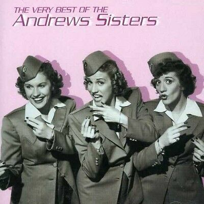 The Andrews Sisters - Very Best of the Andrews Sisters [New CD]