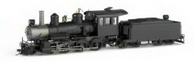 Bachmann 28903 On30 Painted & Unlettered 4-6-0 Steel Cab w/Sound & DCC