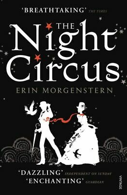 The night circus: a novel by Erin Morgenstern (Paperback)
