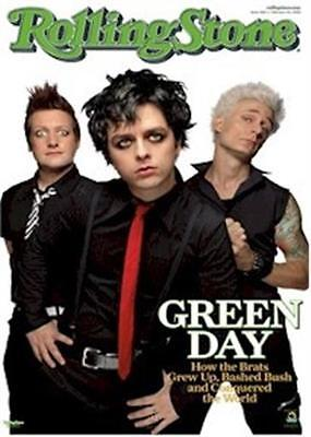GREEN DAY ~ THE BRATS GREW UP 22x34 MUSIC POSTER Billie Joe Armstrong RS