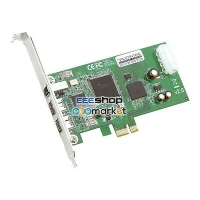 Dawicontrol DC-FW800 PCIe, Controller DC-FW800PCIe Blister