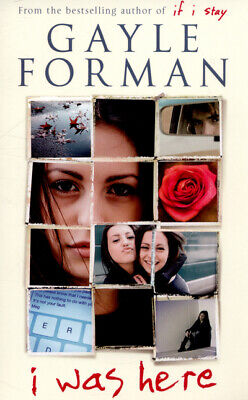 I was here by Gayle Forman (Paperback)
