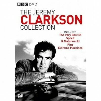 The Jeremy Clarkson Collection DVD Brand New
