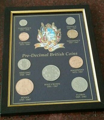 Royal Windsor Collection Pre-decimal British Coins