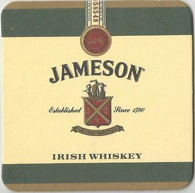 Jameson Irish Whiskey Bar Coaster Bar Mat
