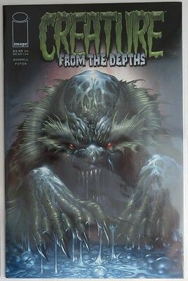 2007 Creature From The Depths #1  -  Nm                               (Inv5768)