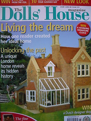 The Dolls House Magazine Issue 121 - Living The Dream