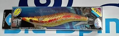 DTD Squid Jig REAL FISH Oita GLOW SOUND EFFECT  Size: 3.5 100mm Color: TRIGLIA