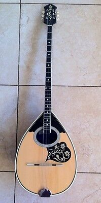 Greek Bouzouki , 6 string Sakis