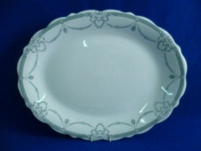MADDOCK MARCIA 47.5cm SERVING PLATE (X)