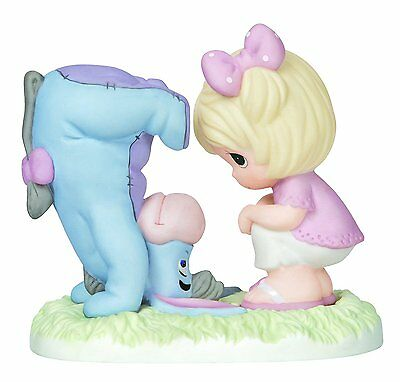 Precious Moments 142000 Disney Showcase Collection Bisque Porcelain Figurine CXX