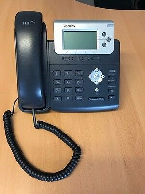 Yealink SIP-T22P HD IP Phone Telephone With PSU