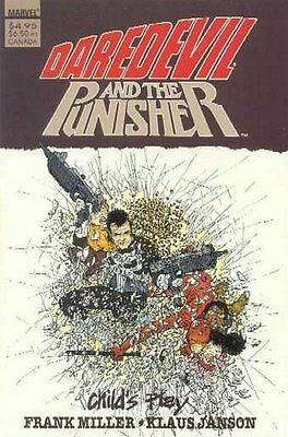 Daredevil & Punisher: Childs Play (1988 One Shot) #   1 Near Mint (NM) COMICS