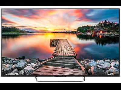 sony kdl 75w855c led tv flat 75 zoll full hd 3d smart tv neu ovp eur picclick de. Black Bedroom Furniture Sets. Home Design Ideas