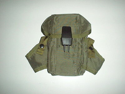 US ARMY original issue ALICE nylon ammo pouch for 3  30rd mags UNISSUED NEW