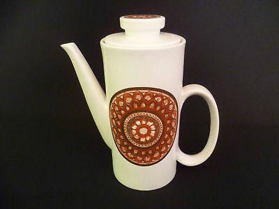 Lord Nelson Pottery Jewel Song 23cm Coffee Pot
