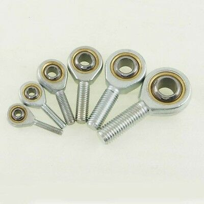 990371 Rose Type Karting Male Joint Rod End Bearing Right Hand Thread 5 To 24mm