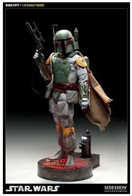 SideShow Star Wars Boba Fett 1/6 Figure From Japan