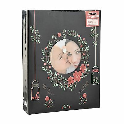 """Arpan 200 Holds Photo album for 4""""X6"""" Photo with Window"""