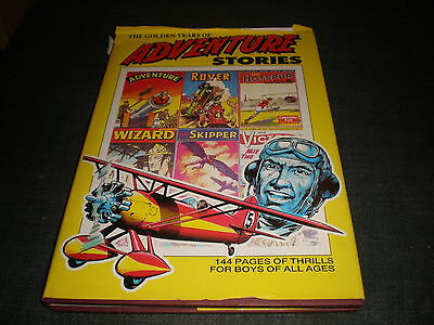 The Golden Years Of Adventure Stories Annual