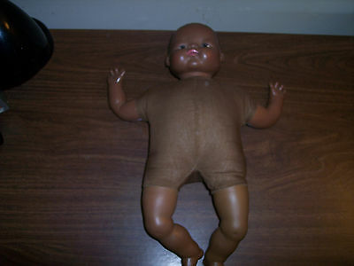 African American Baby Doll Ideal Co. 1982  Extremely Rare