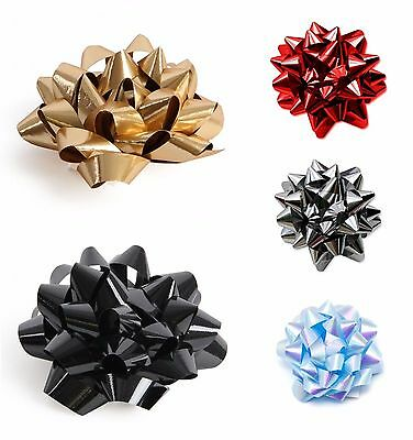 Gift Bows Large & Small & Mini Birthday Present Wrapping Paper Christmas Xmas