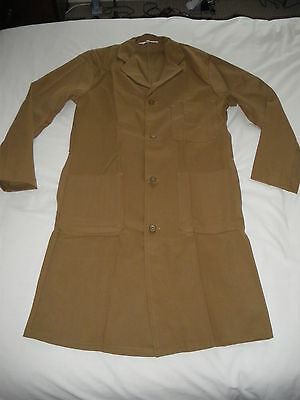 Vtg 1930s-50s Practical Uniforms British Workwear/Coveralls Unworn Size 38 Small