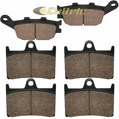 Front Rear Brake Pads Fit Yamaha Fz07 Fz 07 2015 2016