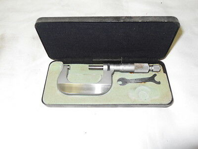 "Moore & Wright Micrometer 961B 1""-2"" English"