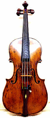 VINTAGE VIOLIN~18th CENTURY ENGLISH VIOLIN~MADE CIRCA 1780~VALUED 2500-3000 EURO