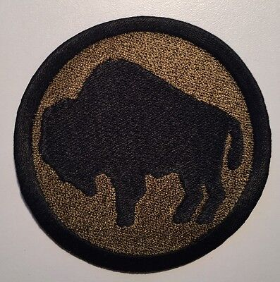 92ND INFANTRY DIVISION BUFFALO SOLDIERS PATCH Reproduction