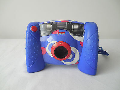 'Kid Tough' Digital Camera w/ Case, USB Cable & Manual (Fisher Price)