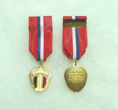 Philippine Liberation Medal, miniature