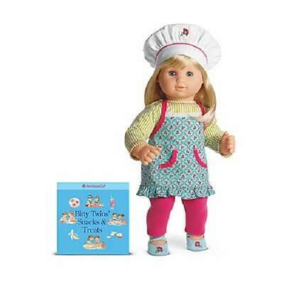 AMERICAN GIRL Bitty Twins Chef Outfit New In Box